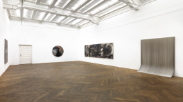 Silent Salvo (Installation View)