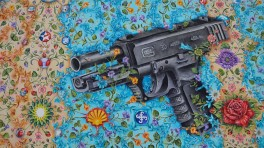 The Law Glock (detail)